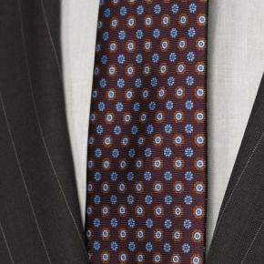 Vendetta Premium Brown Pinstripe Suit - thumbnail image 1