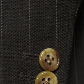Vendetta Premium Brown Pinstripe Suit - thumbnail image 2
