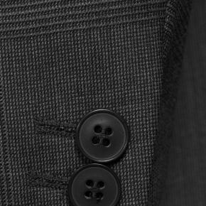 Vendetta Premium Charcoal Plaid Suit - thumbnail image 2