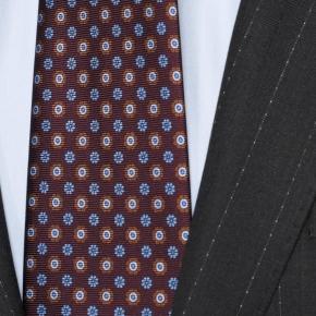 Sartorial Charcoal Pinstripe 160s Suit - thumbnail image 2