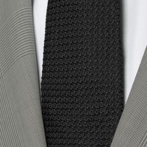 Vendetta Premium Grey Prince of Wales Check Suit - thumbnail image 1