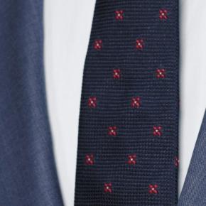 Vendetta Premium Steel Blue Pick & Pick Suit - thumbnail image 1