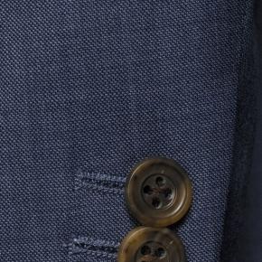 Vendetta Premium Steel Blue Pick & Pick Suit - thumbnail image 2