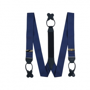 Royal Blue Suspenders - thumbnail image 1