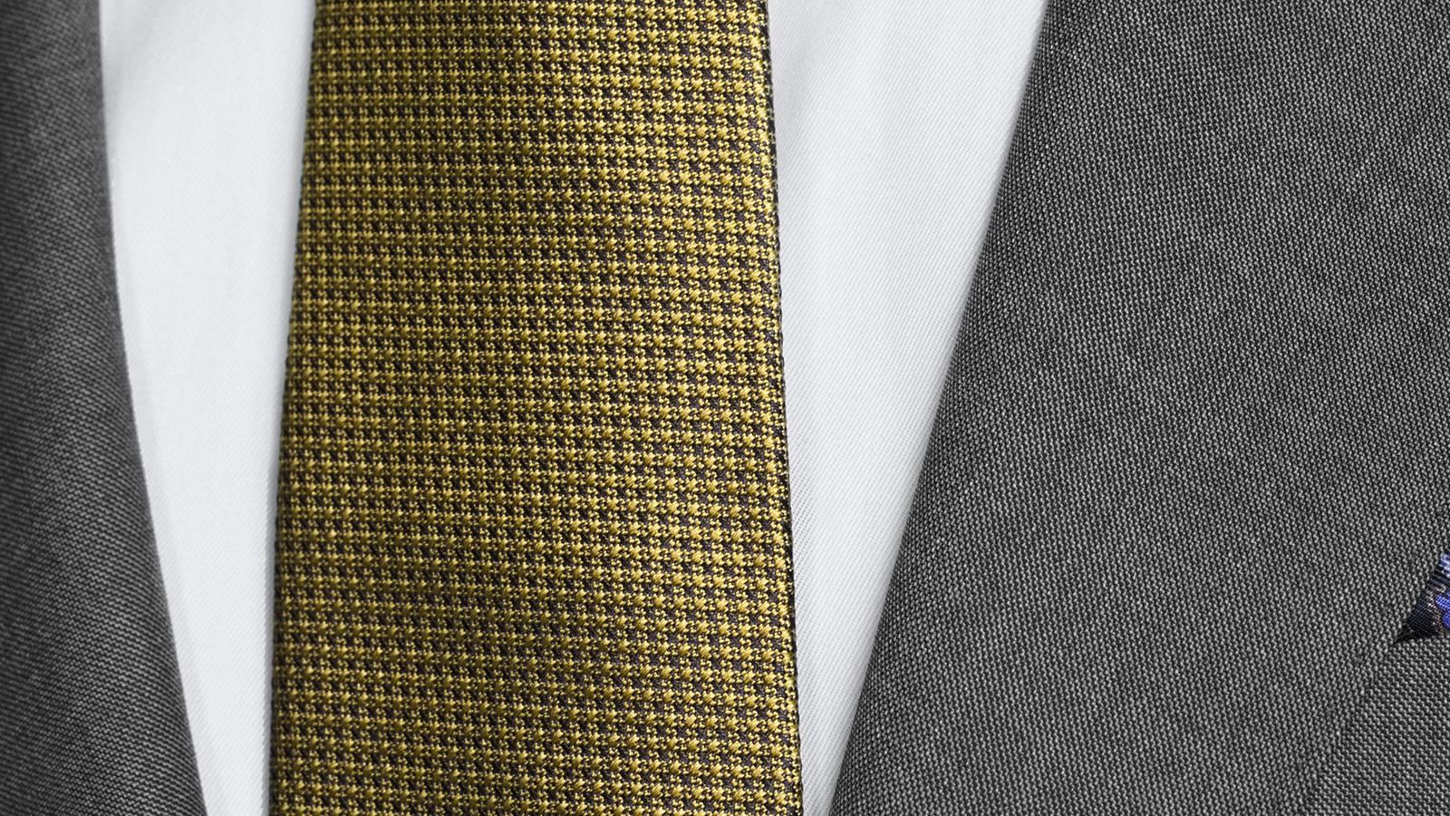 Vendetta Premium Grey Pick & Pick Suit - slider image 1