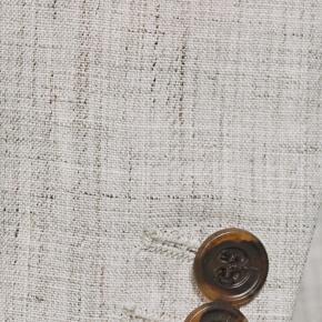 Antique White Linen Suit - thumbnail image 1