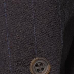 Blue Stripe Brown Suit - thumbnail image 2