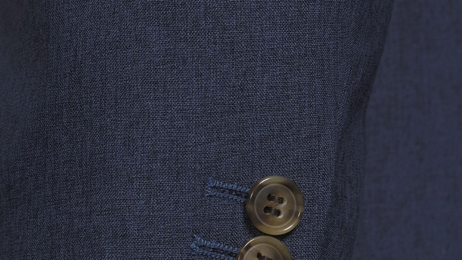 Tropical Chine Ocean Blue Suit - slider image 1