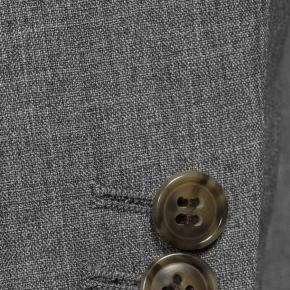 Tropical Chine Ash Grey Suit - thumbnail image 1