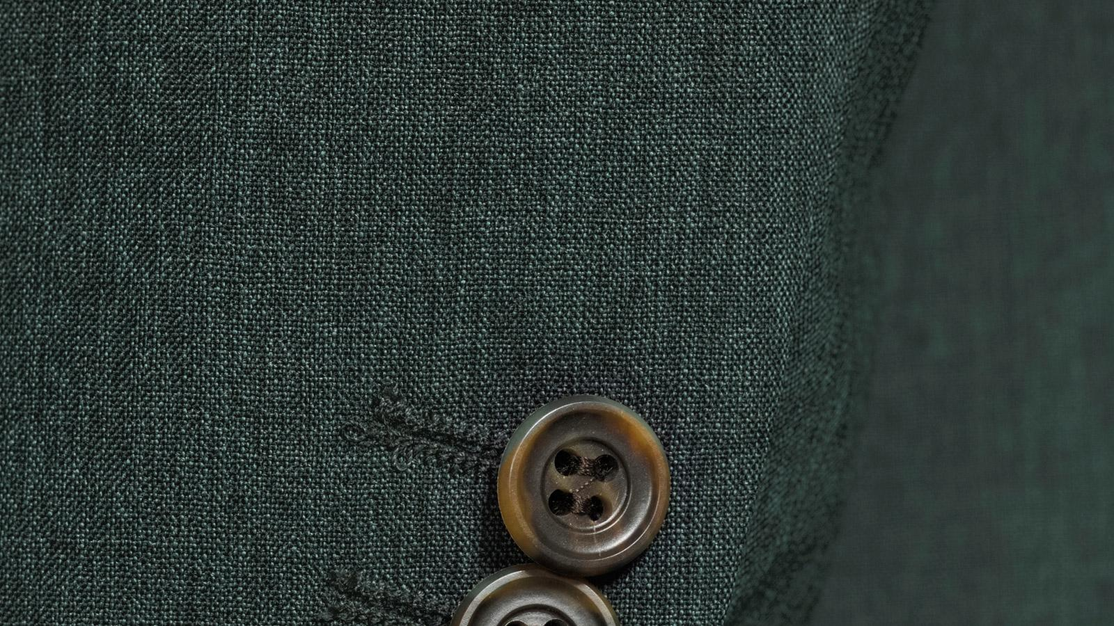 Tropical Chine Dark Green Suit - slider image 1