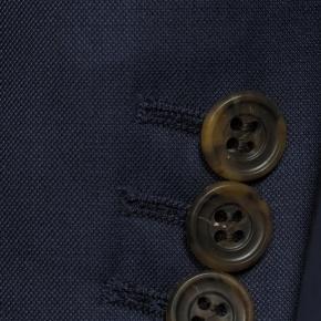 Vendetta Premium Navy Pick & Pick Suit - thumbnail image 2