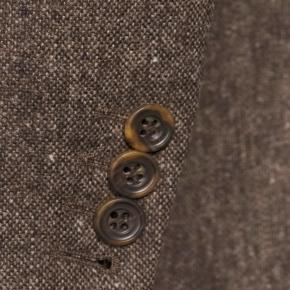 Natural Brown Tweed Blazer - thumbnail image 1