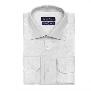 Grey Flannel Shirt - thumbnail image 1