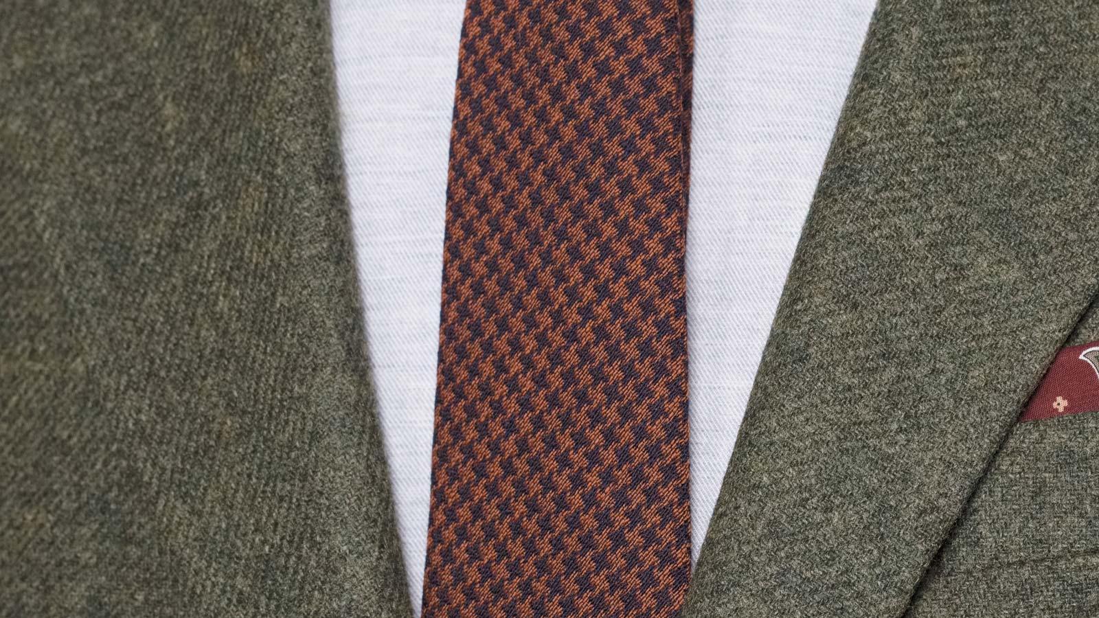 Pastel Green Wool & Cashmere Blazer - slider image 1