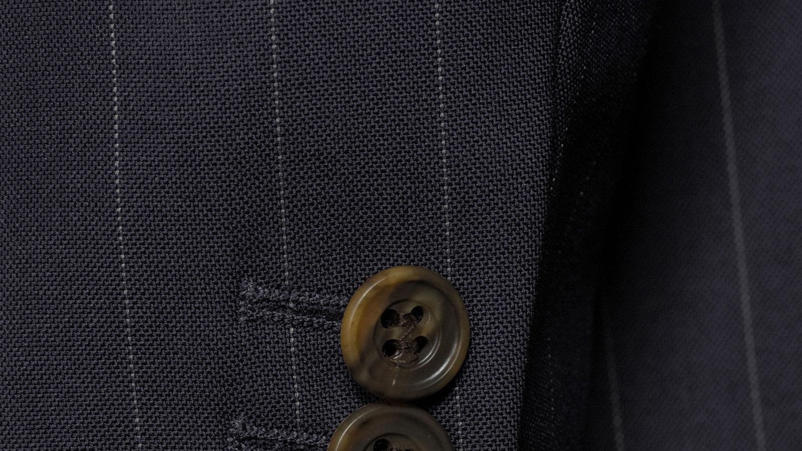 Vendetta Premium Navy Pinstripe Suit - slider image 1