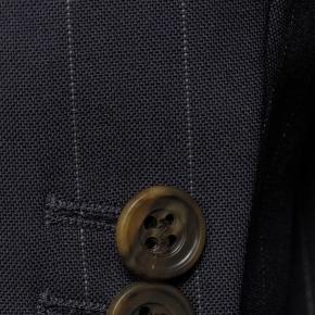 Vendetta Premium Navy Pinstripe Suit - thumbnail image 1