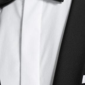 Premium Black 2 Piece Tuxedo - thumbnail image 2