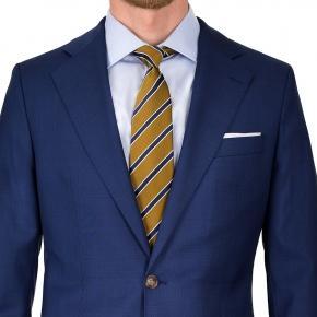 Blue Plaid Suit - thumbnail image 2