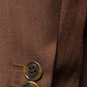 Copper Wool & Silk Suit - thumbnail image 1