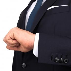 Premium Dark Navy Blue Suit - thumbnail image 2