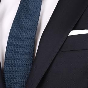 Premium Dark Navy Blue Suit - thumbnail image 3