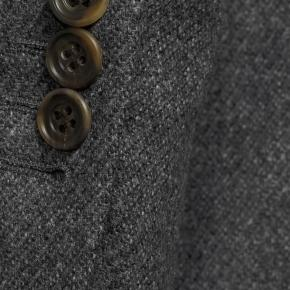 Grey Twill Wool & Cashmere suit - thumbnail image 1