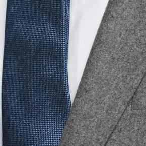 Grey Wool Flannel Suit - thumbnail image 2