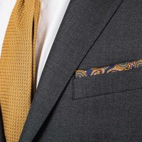 Charcoal Pick & Pick Suit - thumbnail image 1
