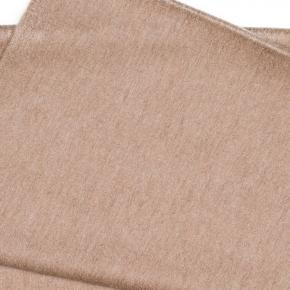 Light Brown Cashmere Scarf - thumbnail image 1