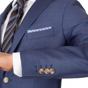 Sky Blue Pick & Pick Suit - thumbnail image 2