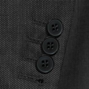 Charcoal Melange Suit - thumbnail image 2