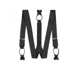 Jet Black Suspenders - thumbnail image 1