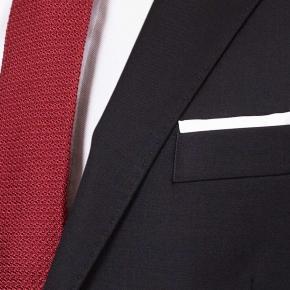 Solid Black Suit - thumbnail image 2