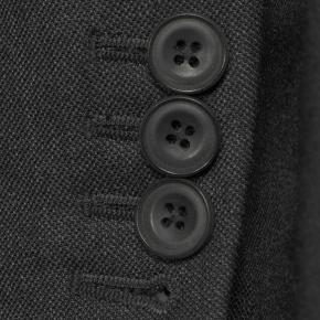 Traditionally Worsted Charcoal Melange Suit - thumbnail image 2