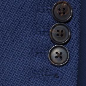 Sartorial Royal Blue Birdseye 160s Suit - thumbnail image 2