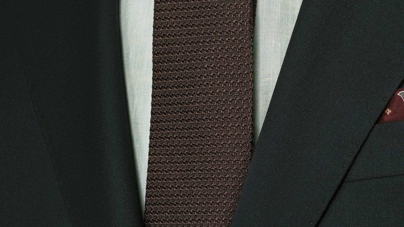 Vendetta Premium Solid Dark Green Suit - slider image 1
