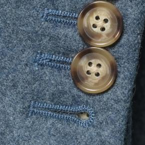 Steel Blue Flannel Suit - thumbnail image 2