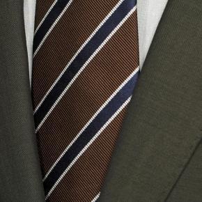 Solid Dark Green Bi-Stretch Suit - thumbnail image 1