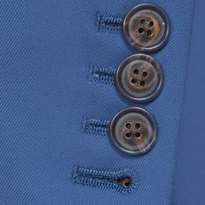 Sartorial Intense Blue Herringbone 160s Suit - thumbnail image 2