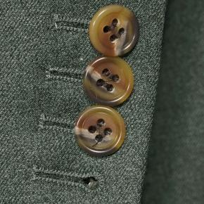 Worsted Chine Dark Green Suit - thumbnail image 2