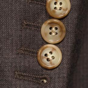 Chocolate Brown Plaid Suit - thumbnail image 2