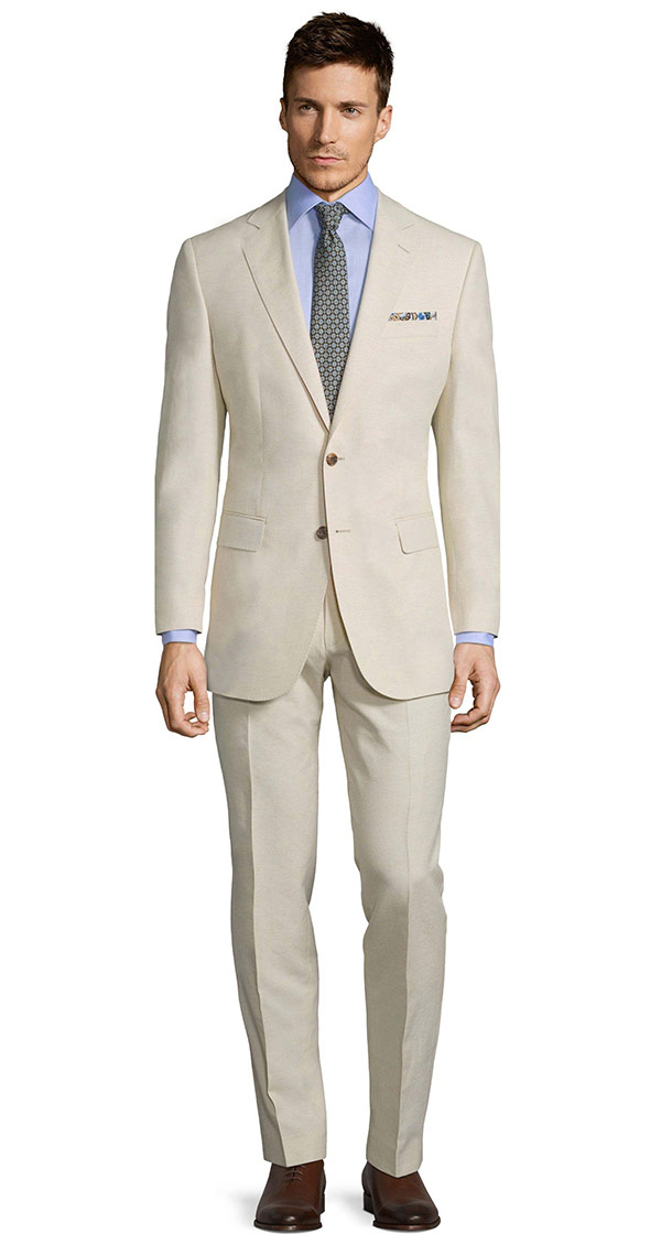 Natural Bio Cotton Suit