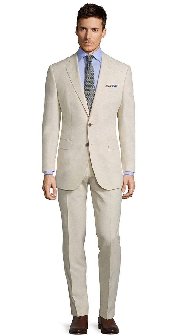 Natural Bio Cotton Suit