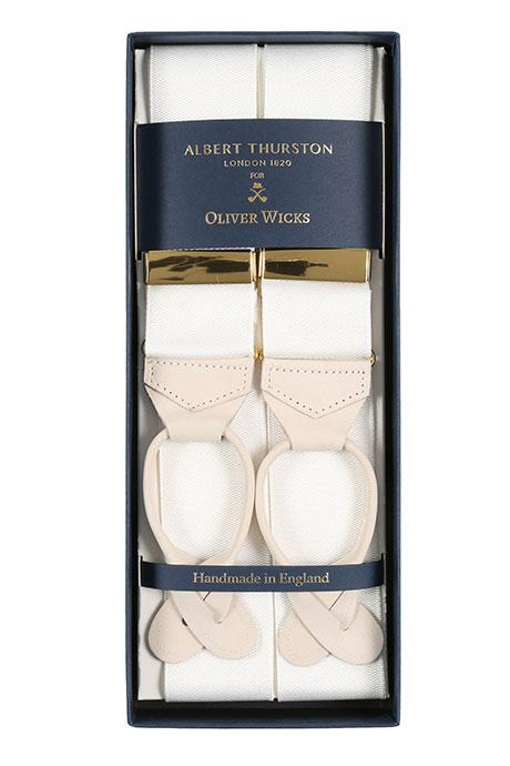 Off-White Suspenders
