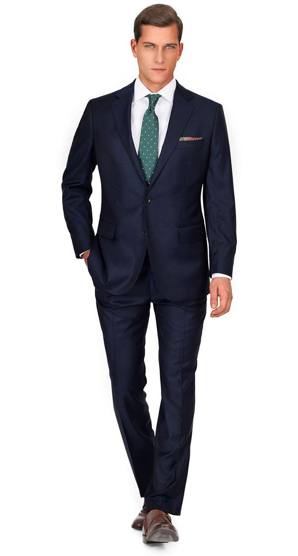 Premium Blue Suit