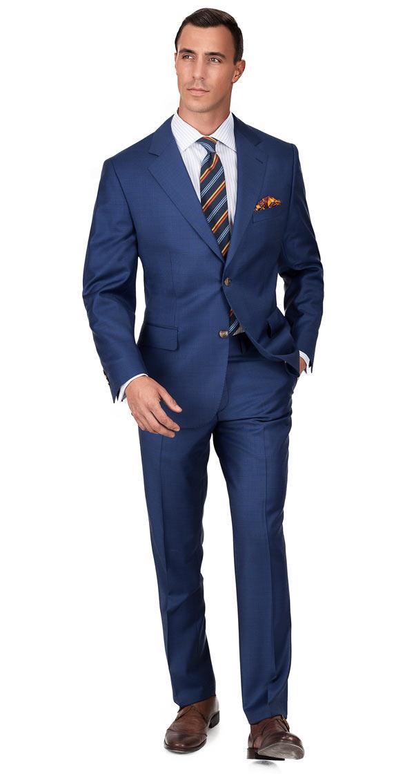 True Blue Suit