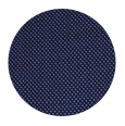 100% Super 150s Navy Birdseye Wool (Italy)