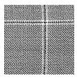 100% Super 150s Grey Windowpane Wool (Italy)