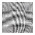 100% Super 110s Grey Glen Plaid Wool (Italy)