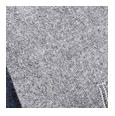 100% Super 100s Light Grey Woolen Flannel (Italy)